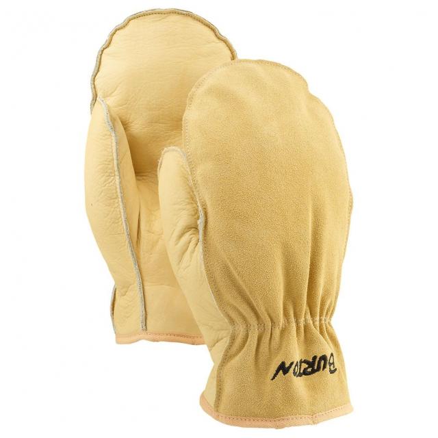 Burton - - Work Horse Leather Mitt - X-Large - Rawhide