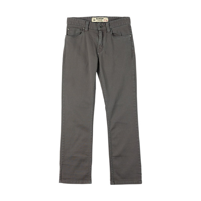 Burton - - Boys B77 Pant - 28 - Dark Ash