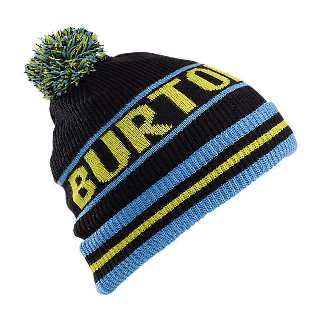 Burton - - Boys Trope Beanie - OS - True Black