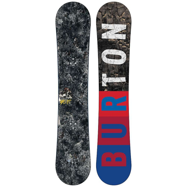 Burton - Blunt Wide Snowboard 162 - Men's