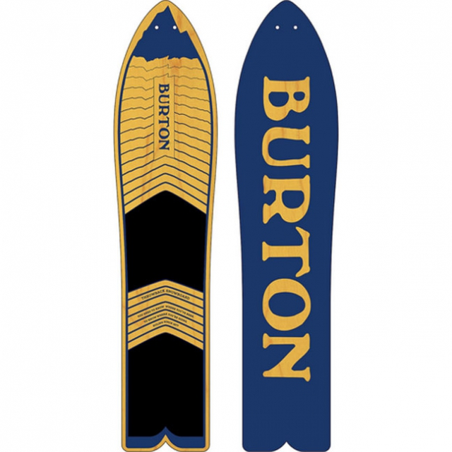 Burton - Throwback Snowboard