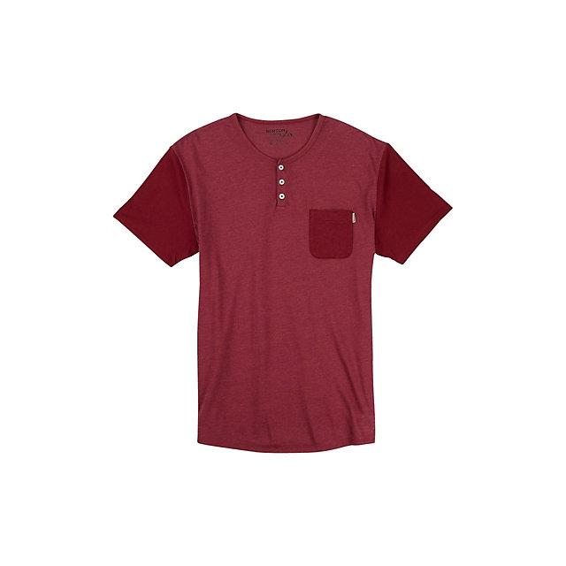 Burton - Dwight Short Sleeve Pocket Mens T-Shirt