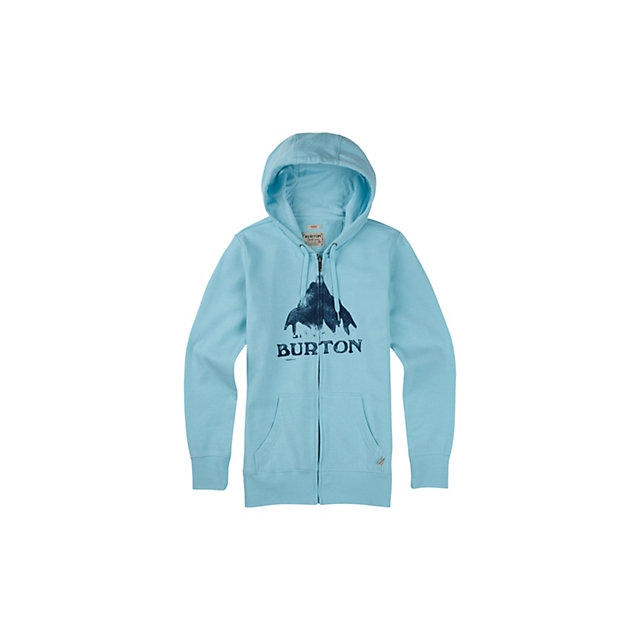 Burton - Stamped Mountain Full Zip Womens Hoodie