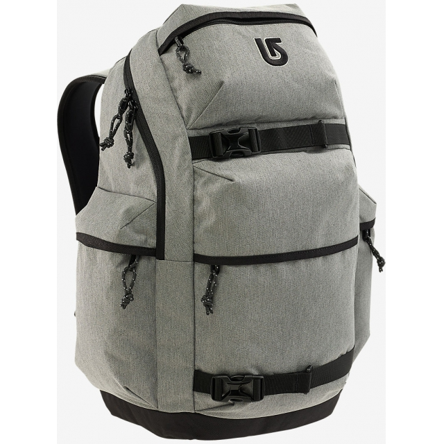 Burton - - Kilo Pack F16 - Grey Heather