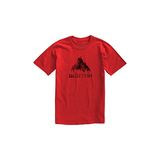 Burton - Stamped Mountain Mens T-Shirt