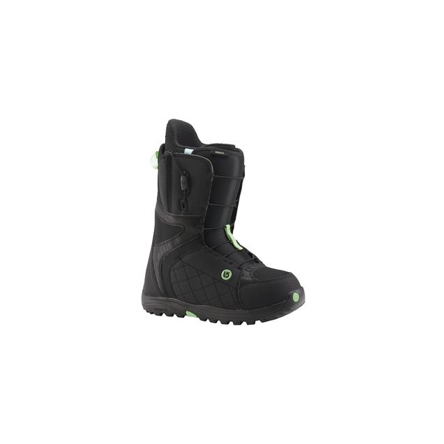 Burton - Mint Snowboard Boot Women's, Black/Mint, 8.5
