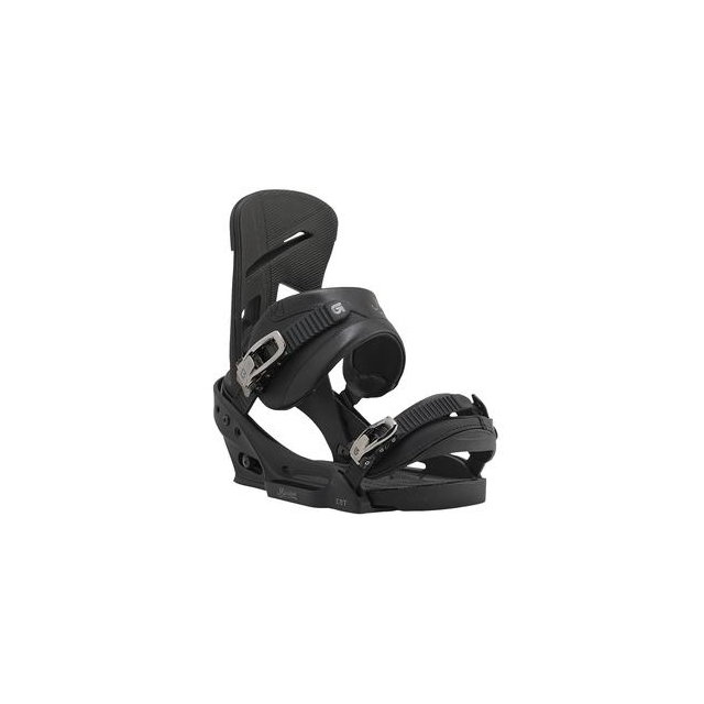 Burton - Mission EST Snowboard Binding Men's, Black, L