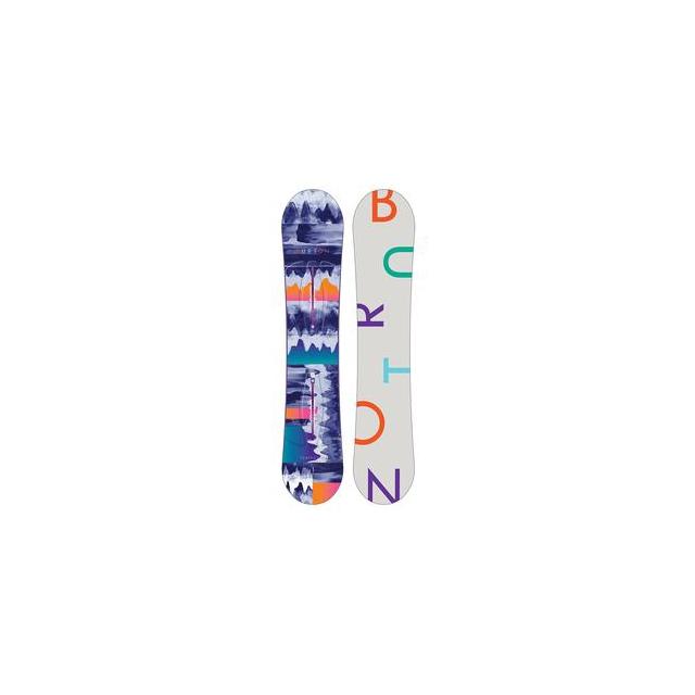 Burton - Feather Snowboard Women's, 140