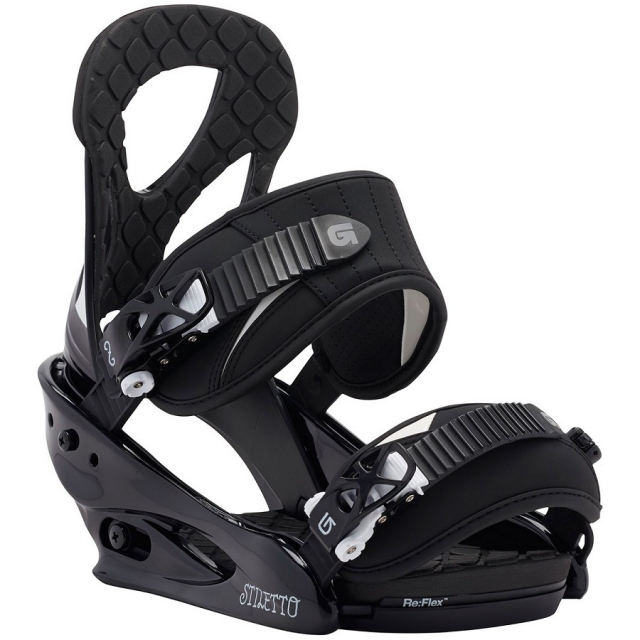 Burton - Women's Stiletto Snowboard Bindings
