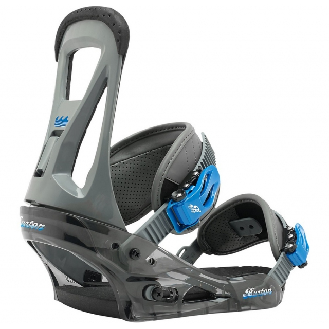 Burton - Men's Freestyle Snowboard Binding