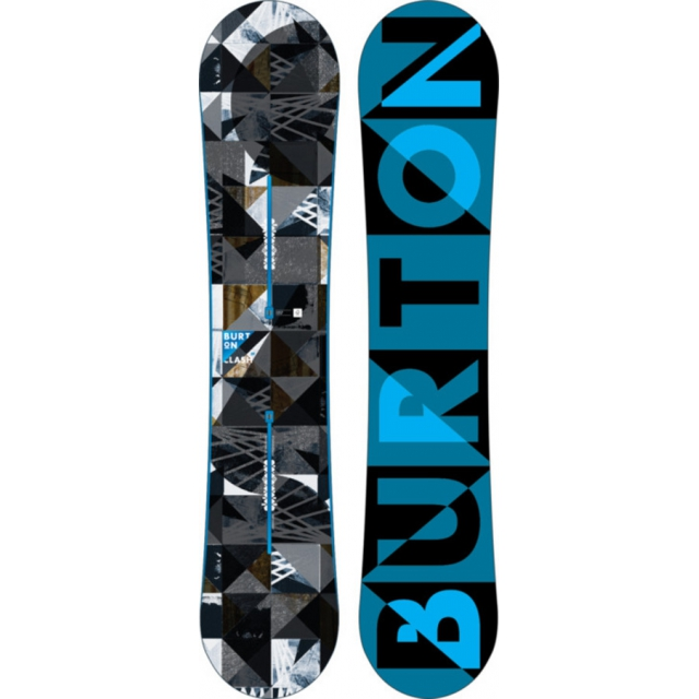 Burton - Men's Clash Snowboard
