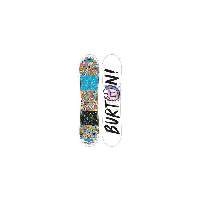 Burton - Chopper Snowboard Little Kids', 100