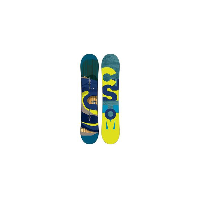 Burton - Custom Smalls Snowboard Kids', 130