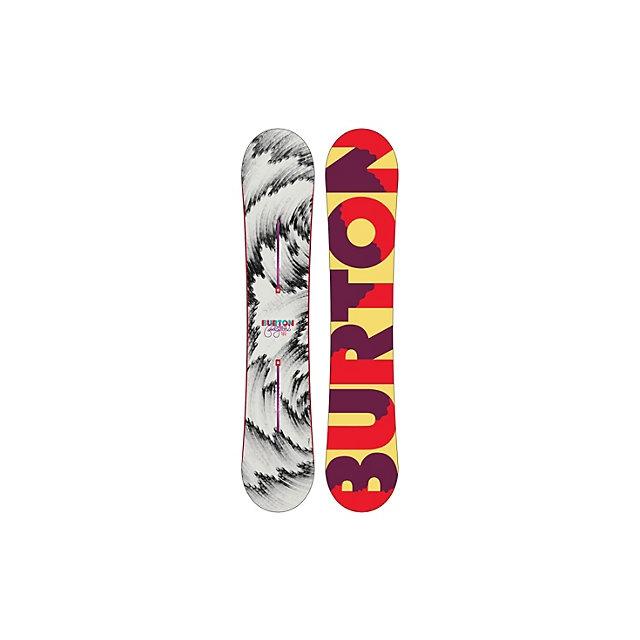 Burton - Feelgood Flying V Womens Snowboard