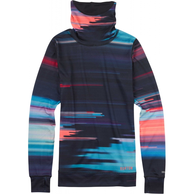 Burton - - Midweight Long Neck W - X-SMALL - Feathers