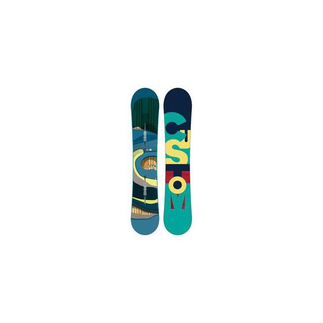 Burton - Custom Flying V Snowboard Men's, 151