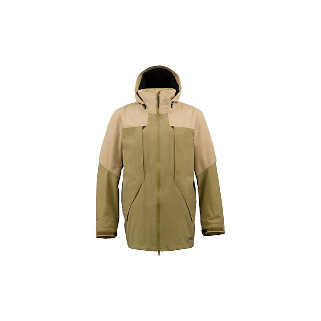 Burton - 2L GORE-TEX Murdoc Mens Shell Snowboard Jacket