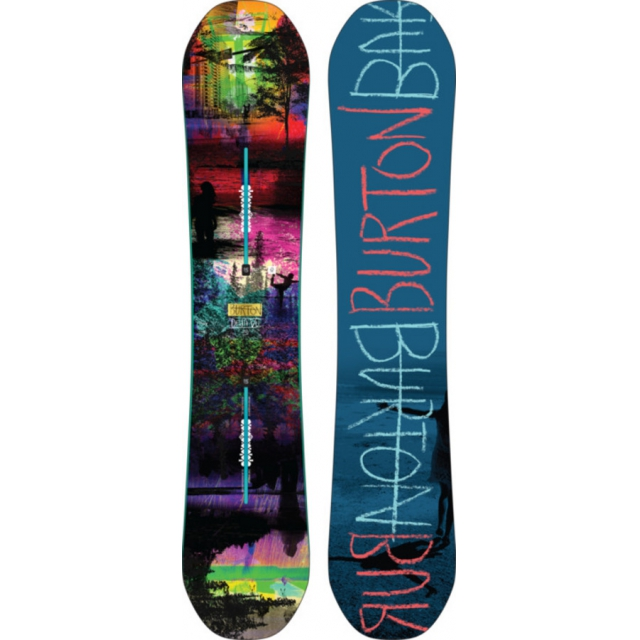 Burton - Women's Deja Vu Flying V Snowboard