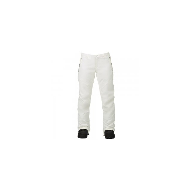 Burton - Society Insulated Snowboard Pant Women's, Stout White, L