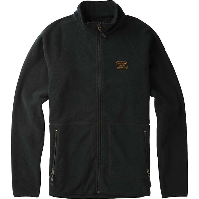 Burton - Men's Ember Full-Zip Fleece Jacket
