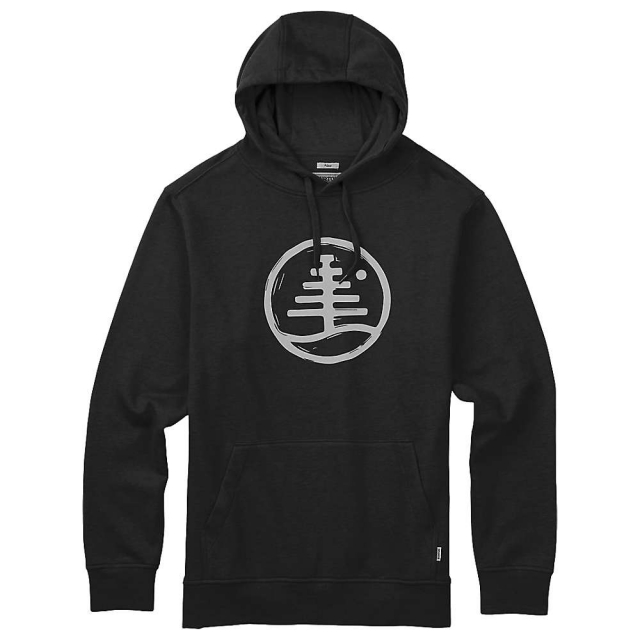 Burton - Men's Woodblock Family Tree Recycled Pullover