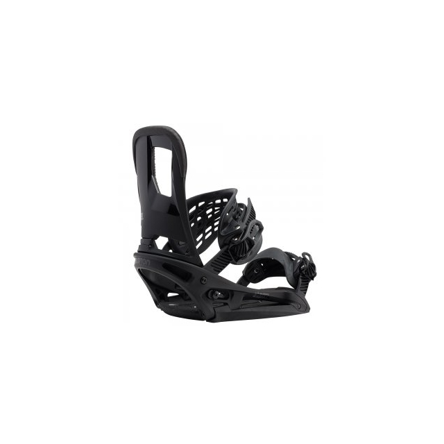 Burton - Cartel Snowboard Bindings Men's, Black, L