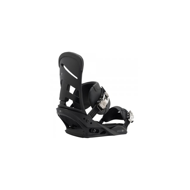 Burton - Mission Snowboard Bindings Men's, Black, L