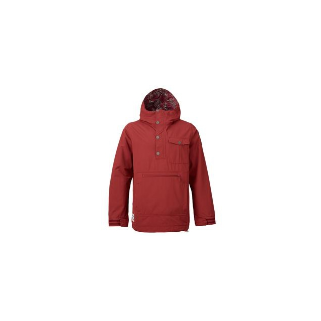Burton - Sawyer Shell Anorak Snowboard Jacket Men's, Tawny, L