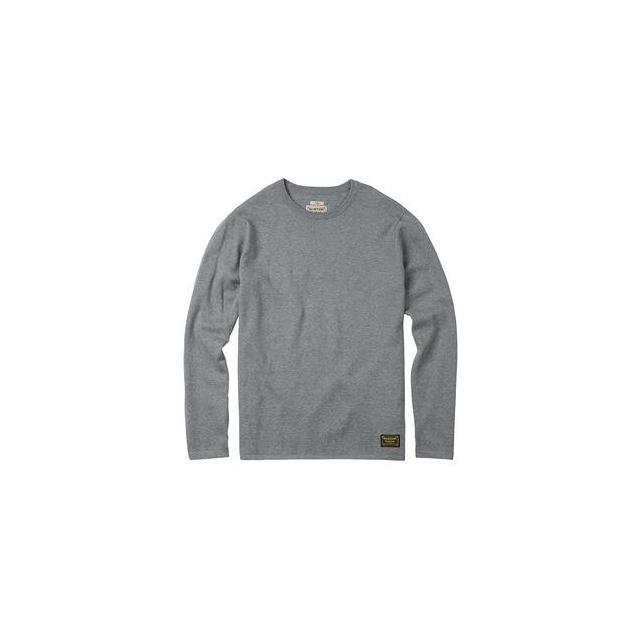 Burton - Stowe Raglan Sweater Men's, Monument Heather, M