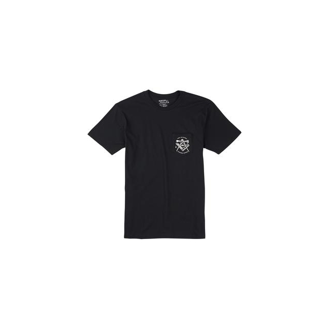 Burton - OG Short Sleeve T-Shirt Men's, True Black, M