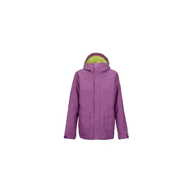 Burton - Cadence Insulated Snowboard Jacket Women's, Grapeseed, L