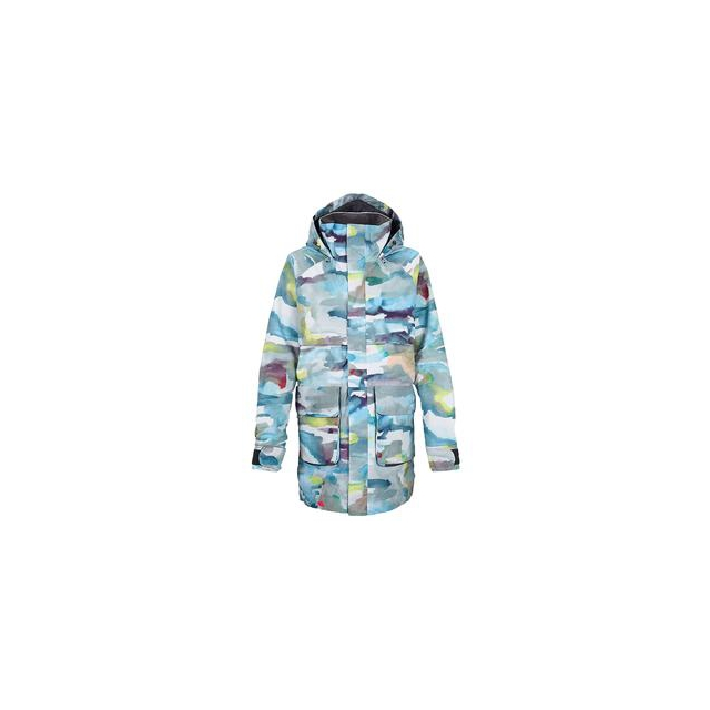 Burton - Mirage Insulated Snowboard Jacket Women's, Watercolor Holbrook, L