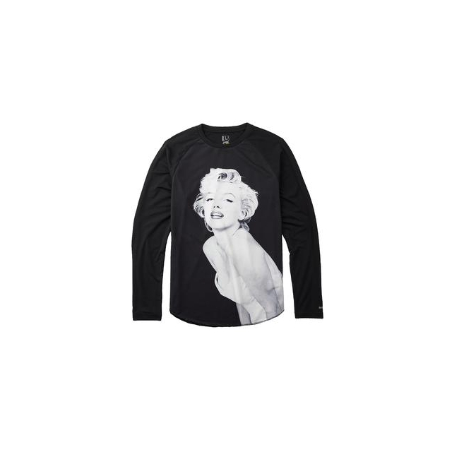 Burton - Roadie Tech Baselayer Top Men's, Marilyn Monroe, M