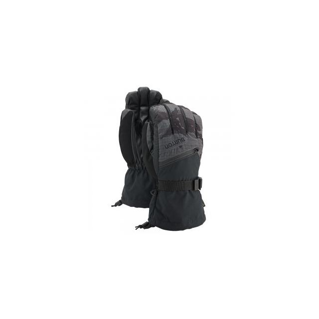 Burton - GORE-TEX 2-in-1 Glove Men's, True Black/DPM Camo, L