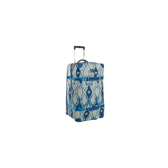 Burton - Wheelie Sub Bag, Indigo Batik