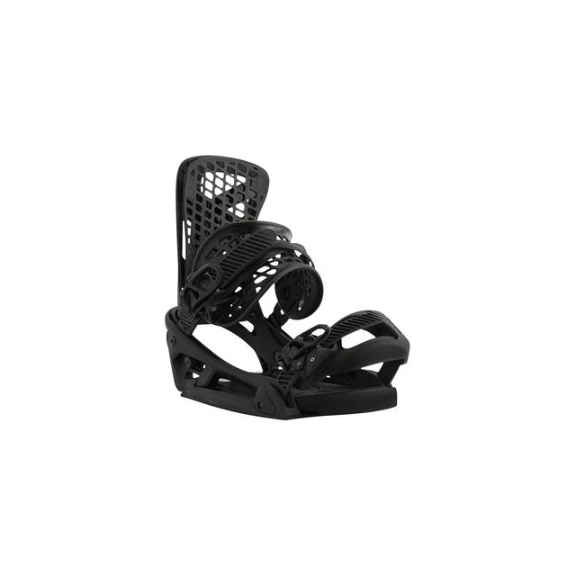 Burton - Genesis EST Snowboard Bindings Men's, Black, L