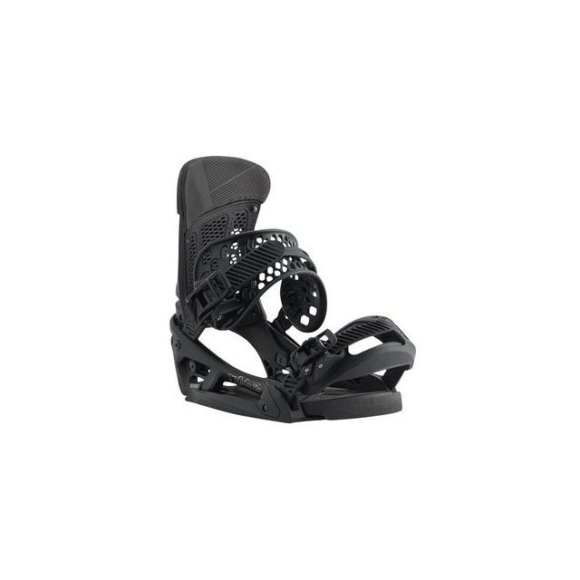 Burton - Malavita EST Snowboard Bindings Men's, Black, L
