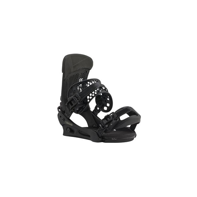 Burton - Malavita Snowboard Bindings Men's, Black, M