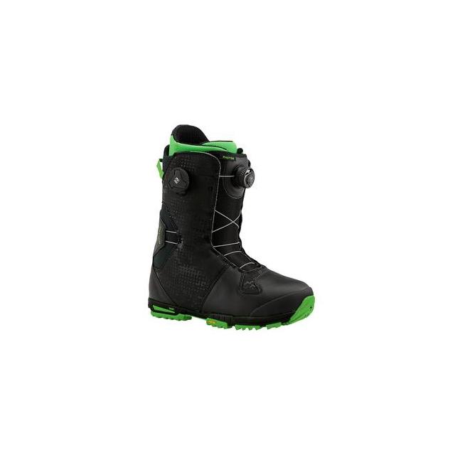 Burton - Photon Boa Snowboard Boots Men's, Black/Green, 8.5