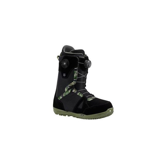 Burton - Concord Boa Snowboard Boots Men's, Black Camo, 10