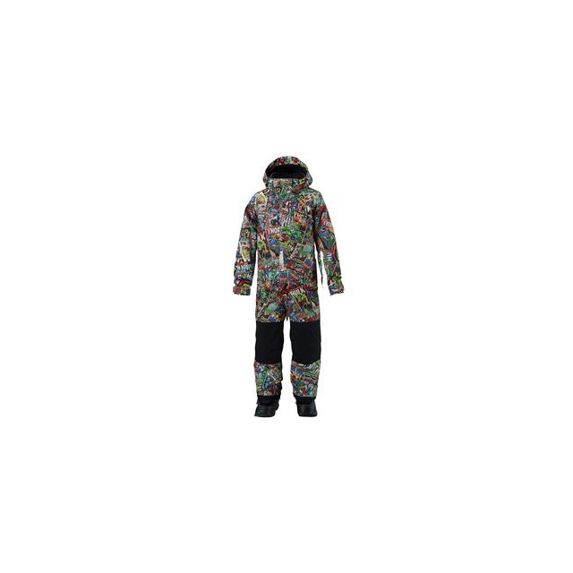 Burton - Minishred Striker Ski Suit Boys', Marvel, 2T