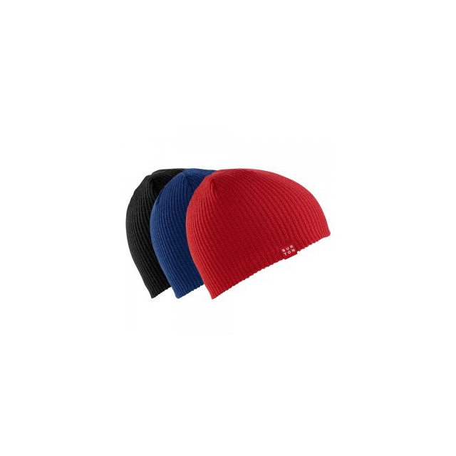 Burton - DND Beanie 3-Pack Boys', True Black/Boro/Process Red