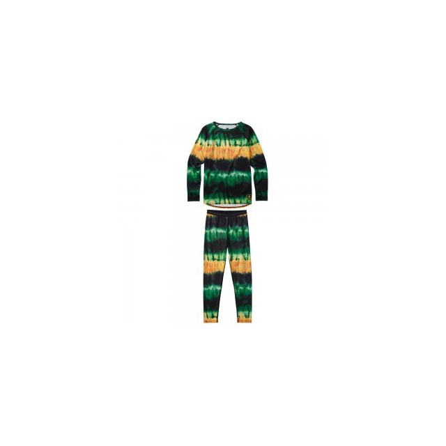 Burton - Lightweight Baselayer Set Boys', Surf Stripe, L