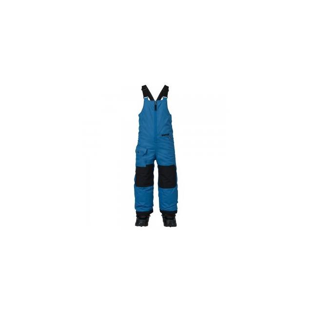 Burton - Minishred Maven Bib Little Boys', Glacier Blue, 3T