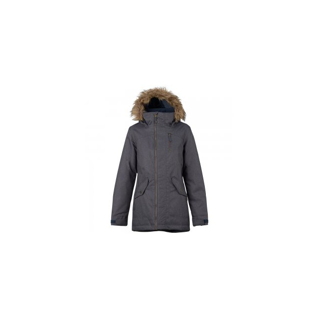 Burton - Hazel Insulated Snowboard Jacket Women's, Denim, L