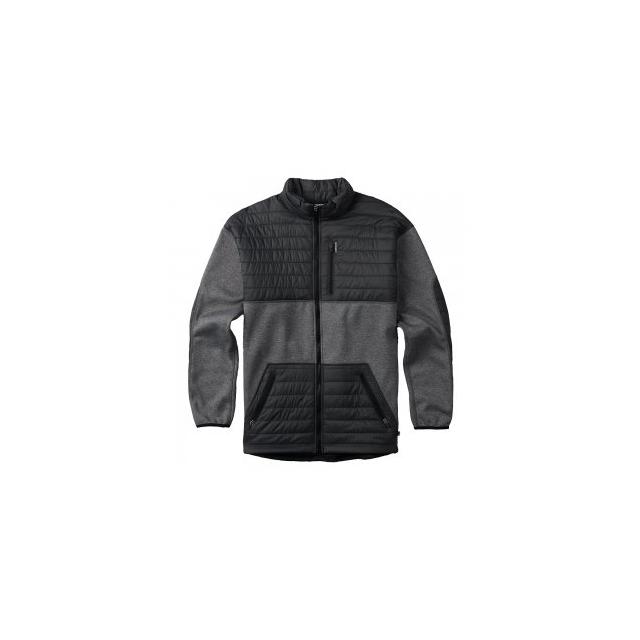 Burton - Backside Fleece Jacket Men's, True Black, L