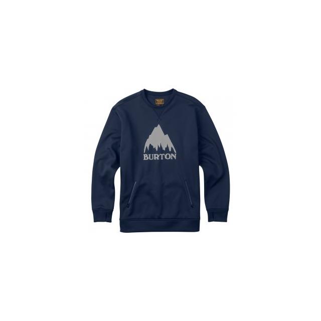 Burton - Bonded Crew Sweatshirt Men's, Eclipse, L