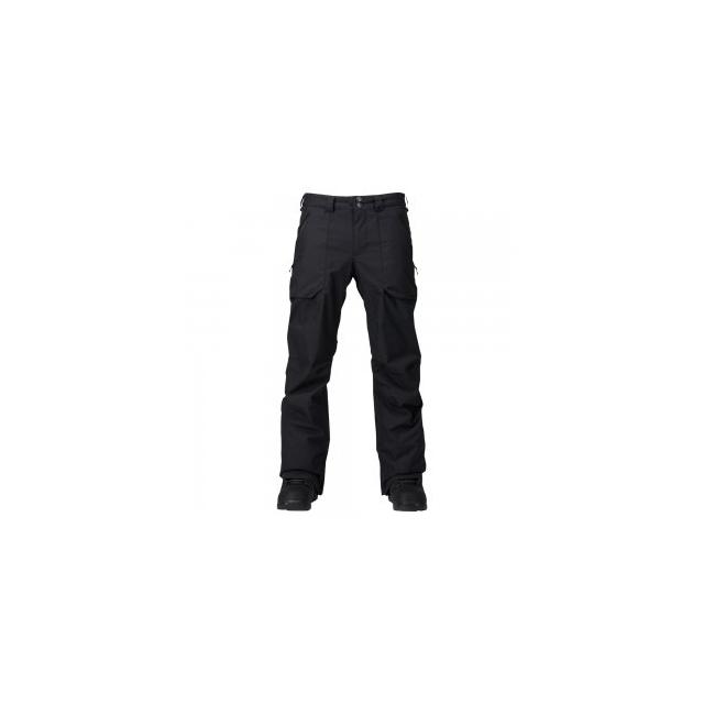 Burton - Tactic Shell Snowboard Pant Men's, True Black, L