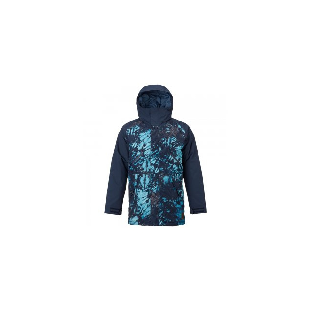 Burton - Breach Insulated Snowboard Jacket Men's, Eclipse Tie Dye Trench/Eclipse, L