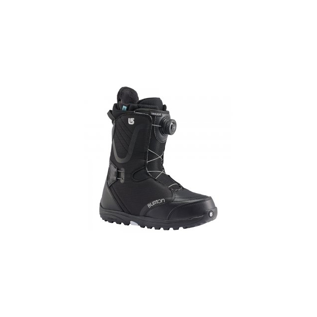 Burton - Limelight BOA Snowboard Boot Women's, Black, 7.5